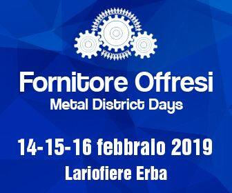 "F.lli Caldi at ""Fornitore Offresi"" – Pavilion A n. 14"